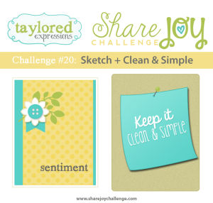 Share Joy Challenge #20