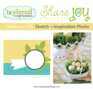 TE Share Joy Challenge #26