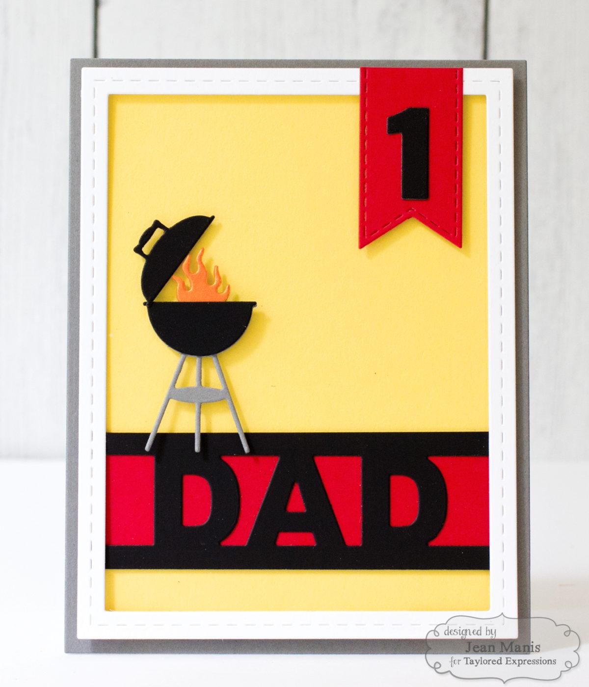 #1 Dad – TE Share Joy Challenge #34