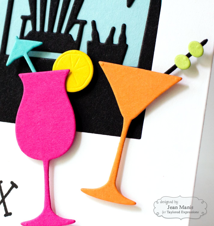 TE Little Bits Margarita & Martini