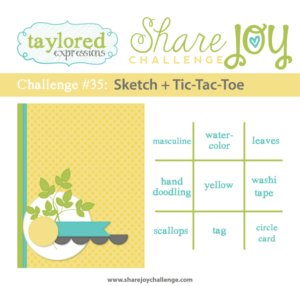TE Share Joy Challenge #35