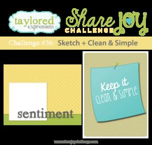 TE Share Joy Challenge #36
