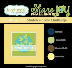 TE Share Joy Challenge #37