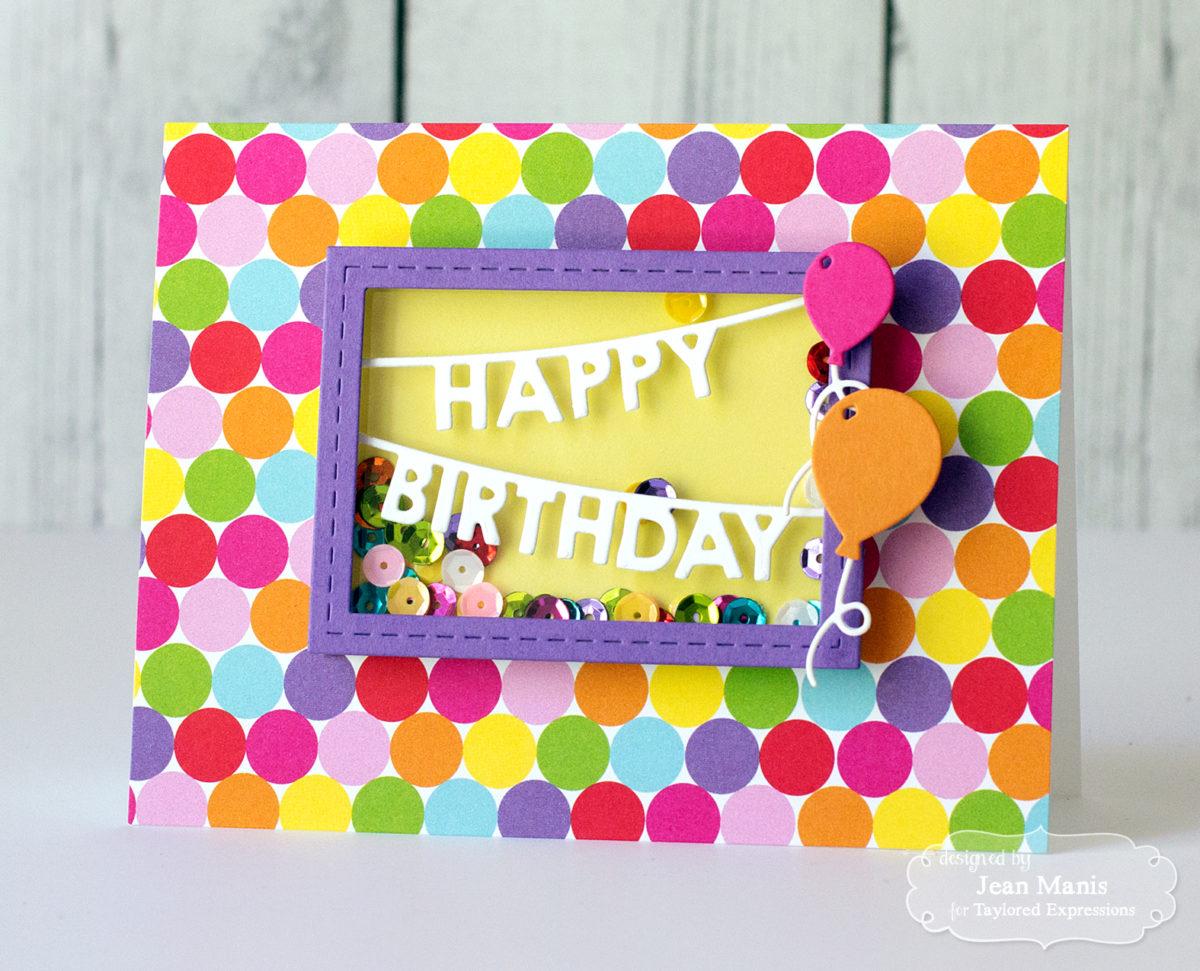 Happy Birthday! TE Share Joy Challenge #40