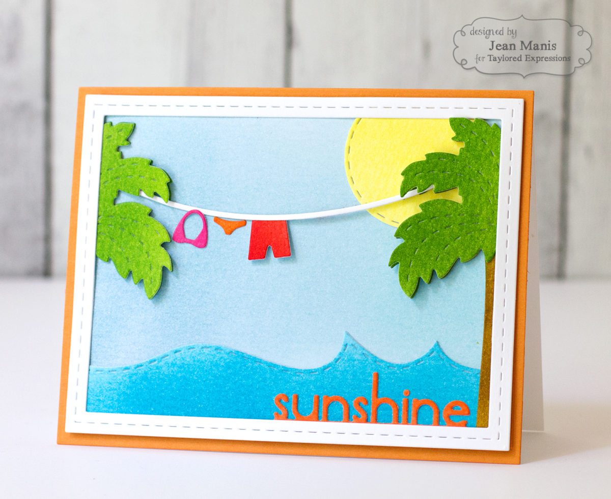 To the Beach – TE Share Joy Challenge #43
