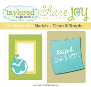 TE Share Joy Challenge #40