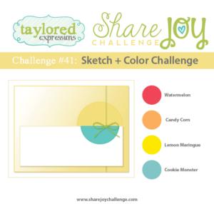 TE Share Joy Challenge 41