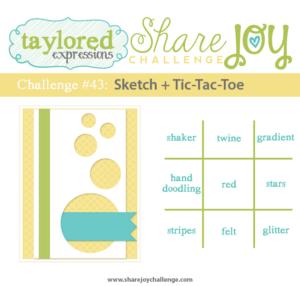 TE Share Joy Challenge #43