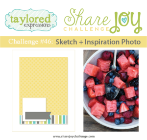 TE Share Joy Challenge #46