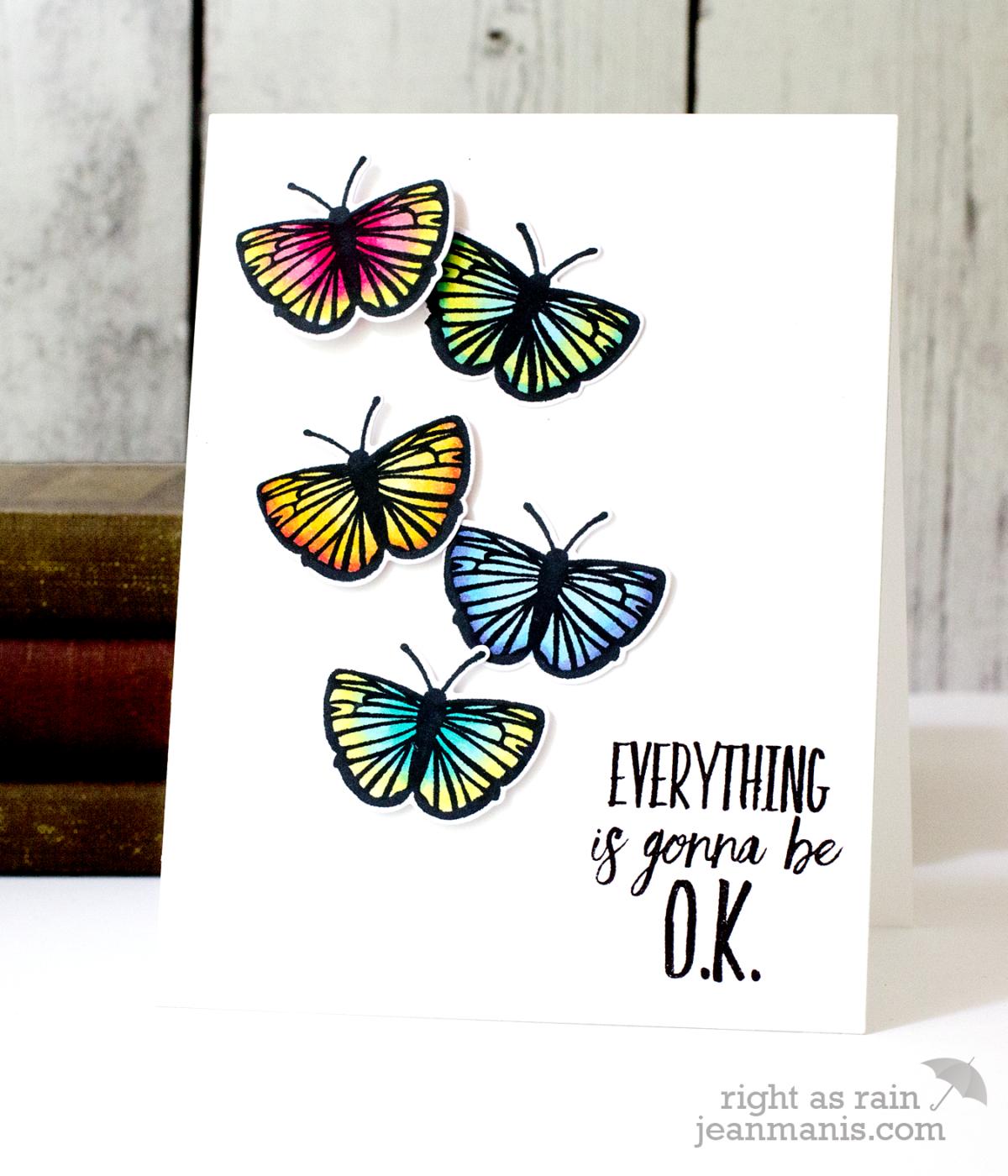 Butterfly Encouragement + Ellen Hutson Coupon