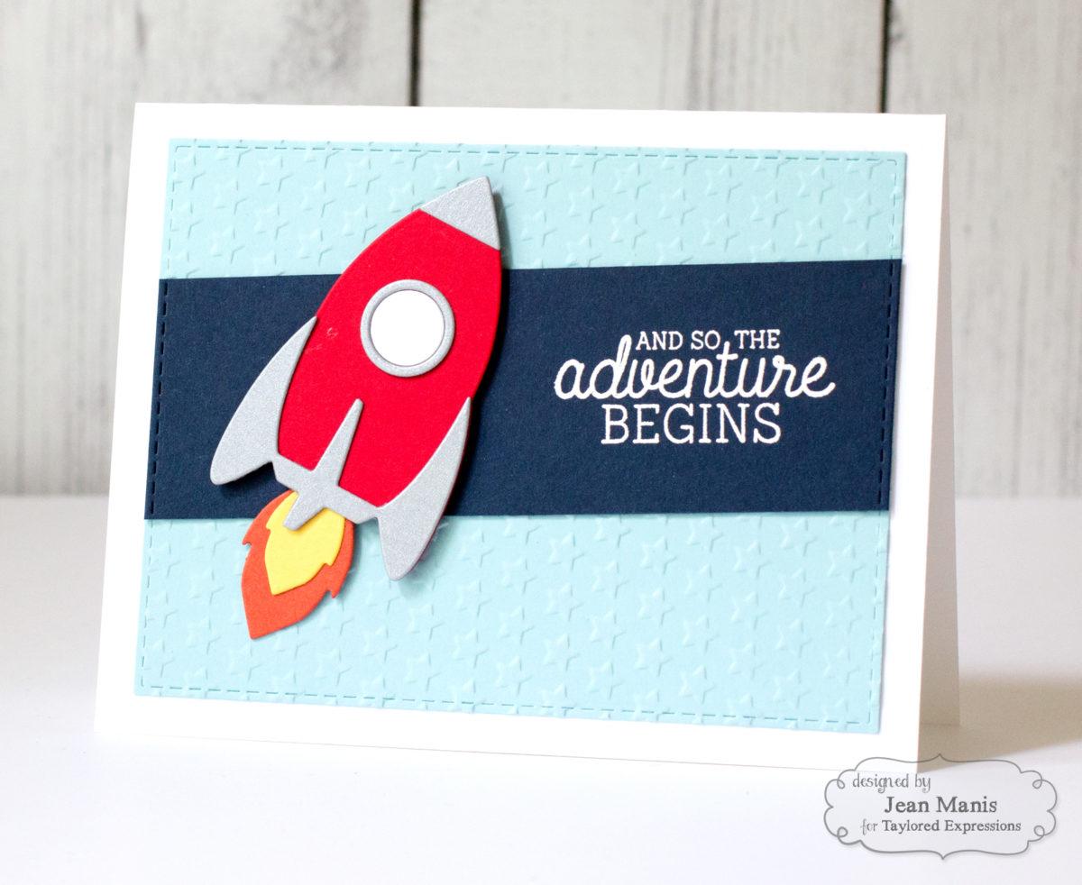 The Adventure Begins! – Share Joy Challenge #44