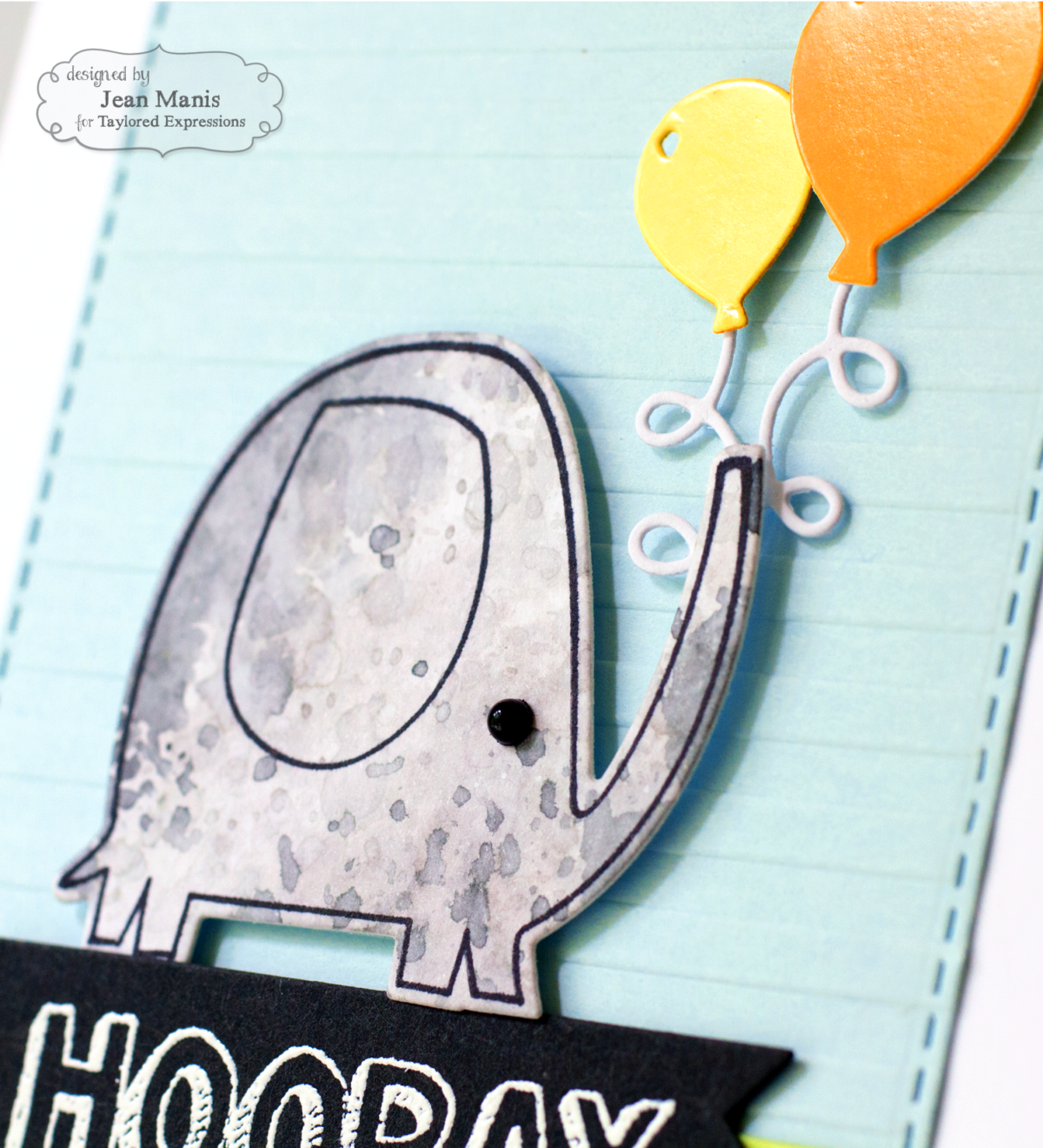 Hooray! – TE Share Joy Challenge #46