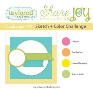 TE Share Joy Challenge #45
