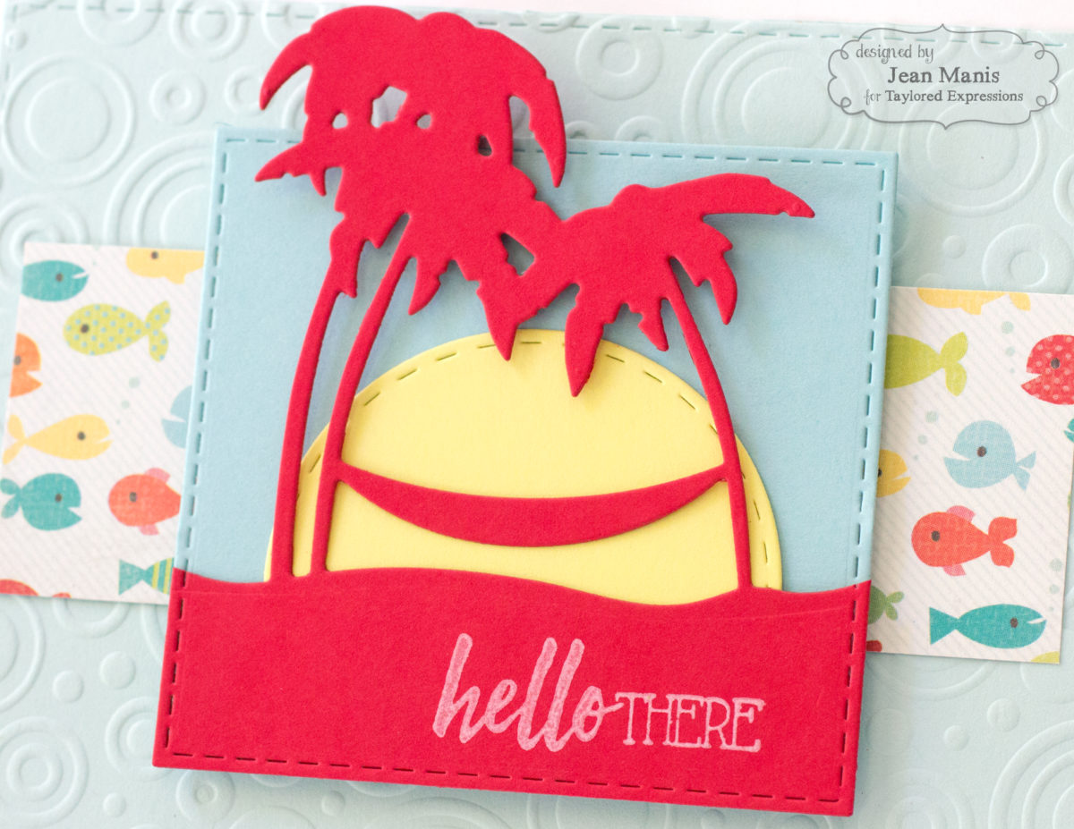 Late Summer Hello: TE Share Joy Challenge #49