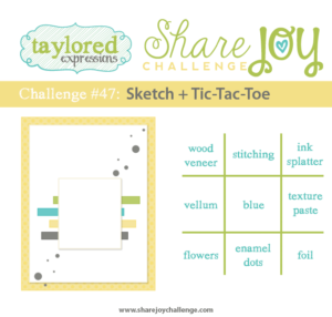 TE Share Joy Challenge #47