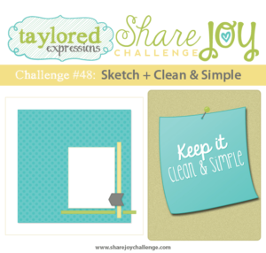 TE Share Joy Challenge #48