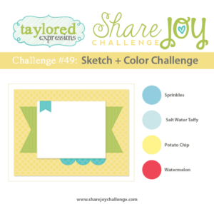 TE Share Joy Challenge #49
