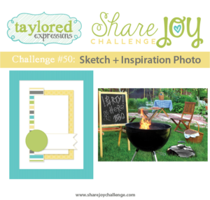 TE Share Joy Challenge #50
