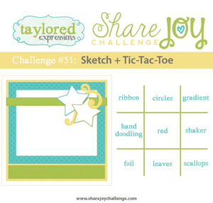 TE Share Joy Challenge #51