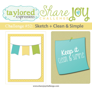 TE Share Joy Challenge #52