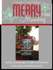 Merry Monday Challenge #214
