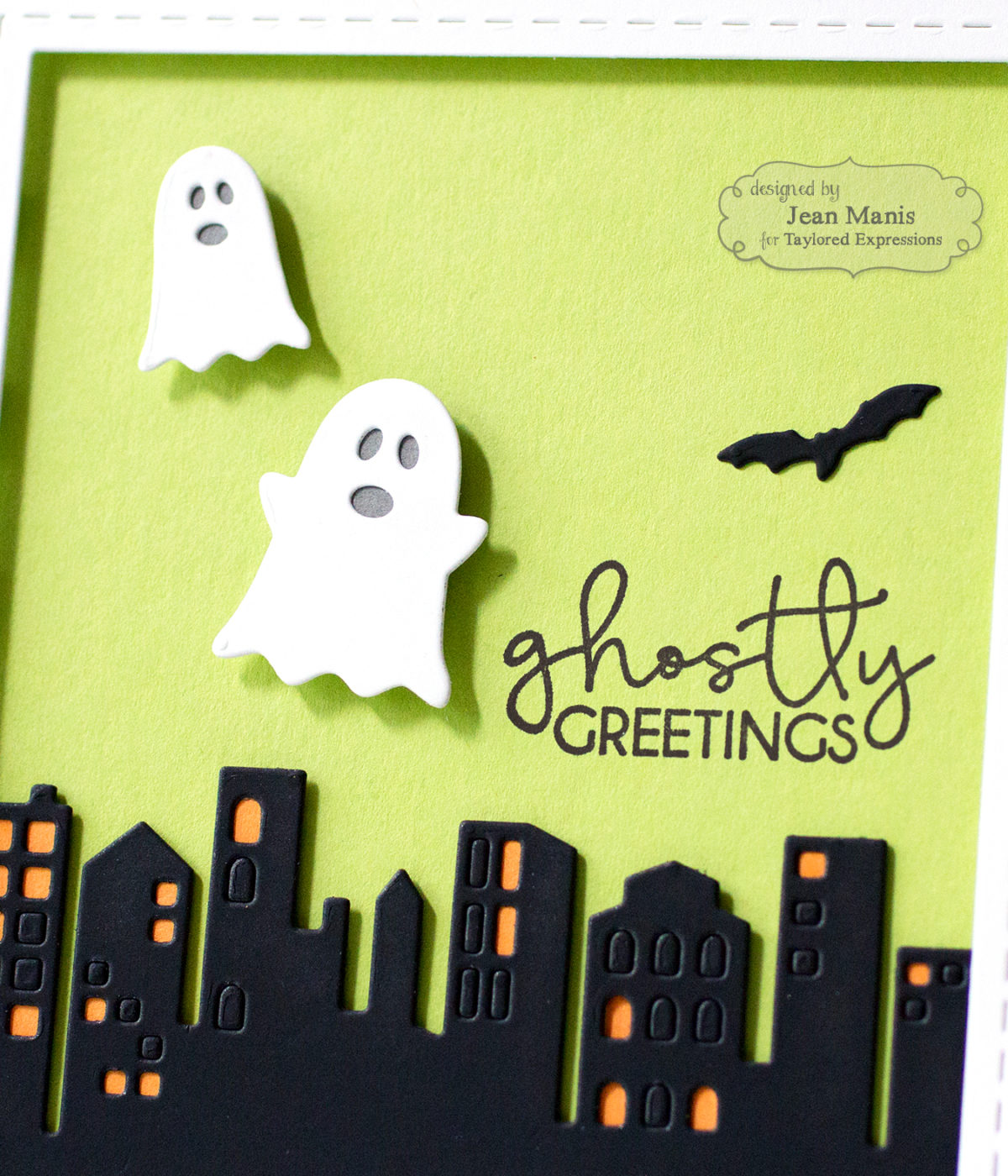 Ghostly Greetings! – Share Joy Challenge #52