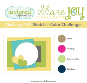 TE Share Joy Challenge #53
