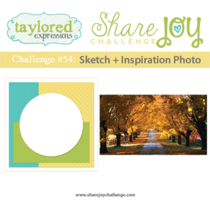 TE Share Joy Challenge #54