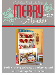 Merry Monday #217 {Retro/Vintage}