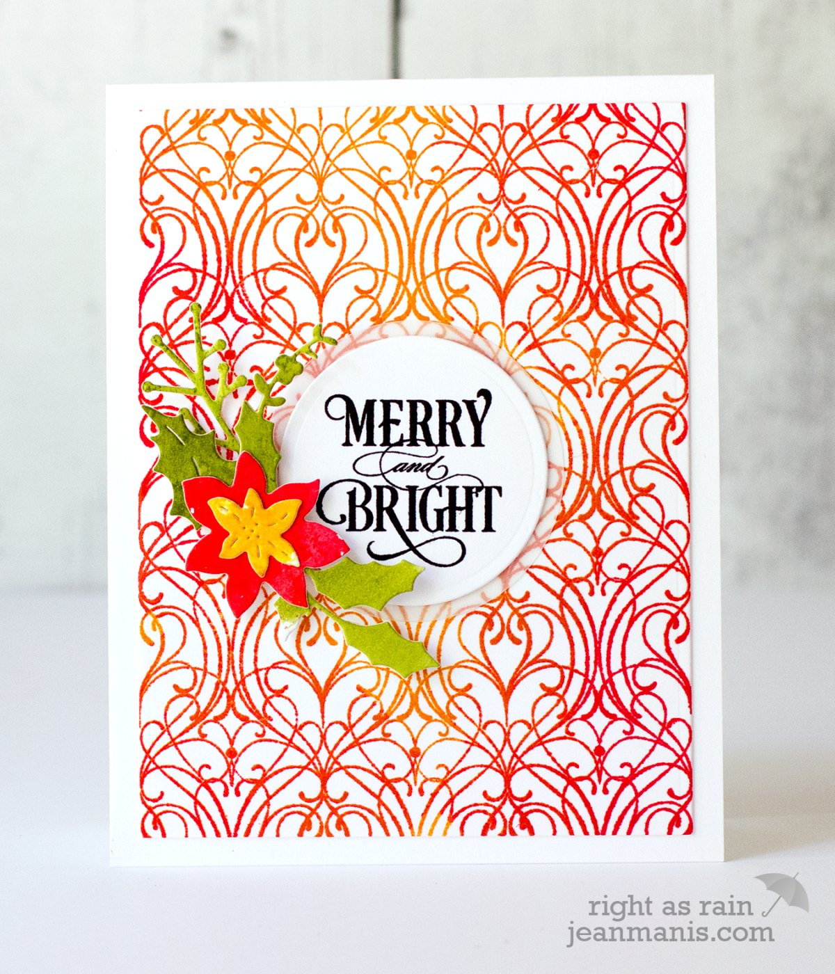 Penny Black Simplicity – Merry and Bright