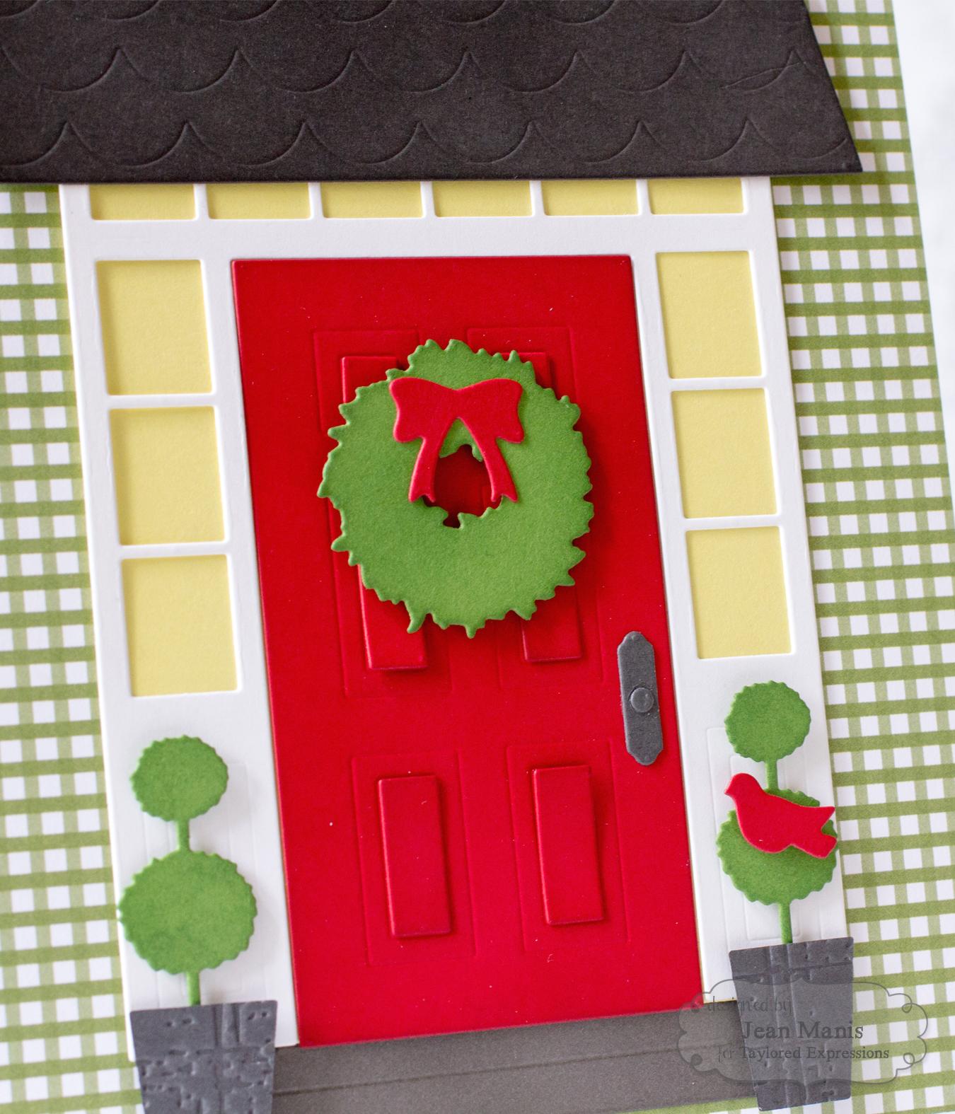 TE Holiday Door
