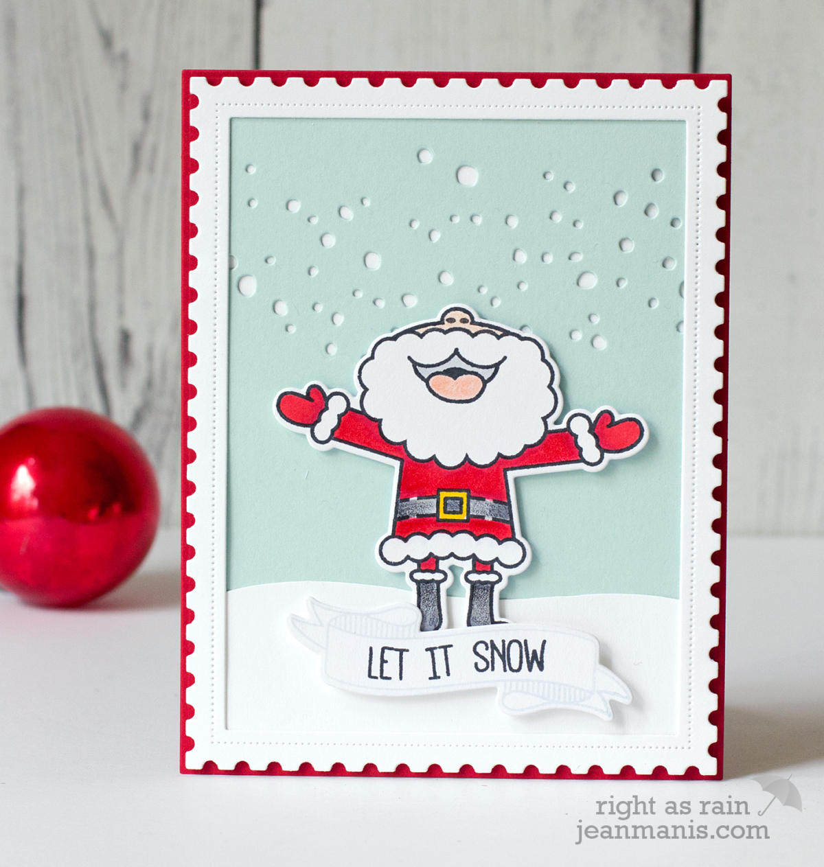 Let It Snow!