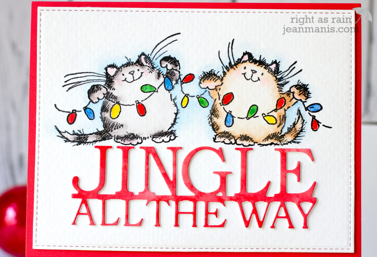 Jingle All the Way – PB Simplicity
