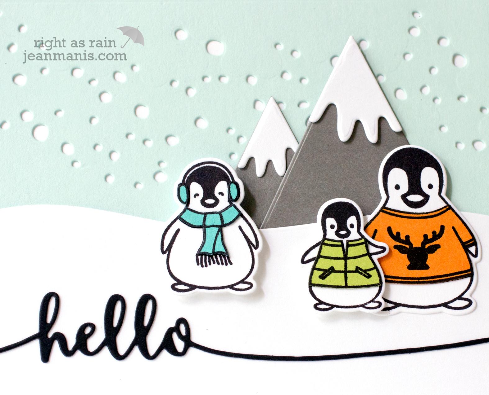 AE Winter Hello