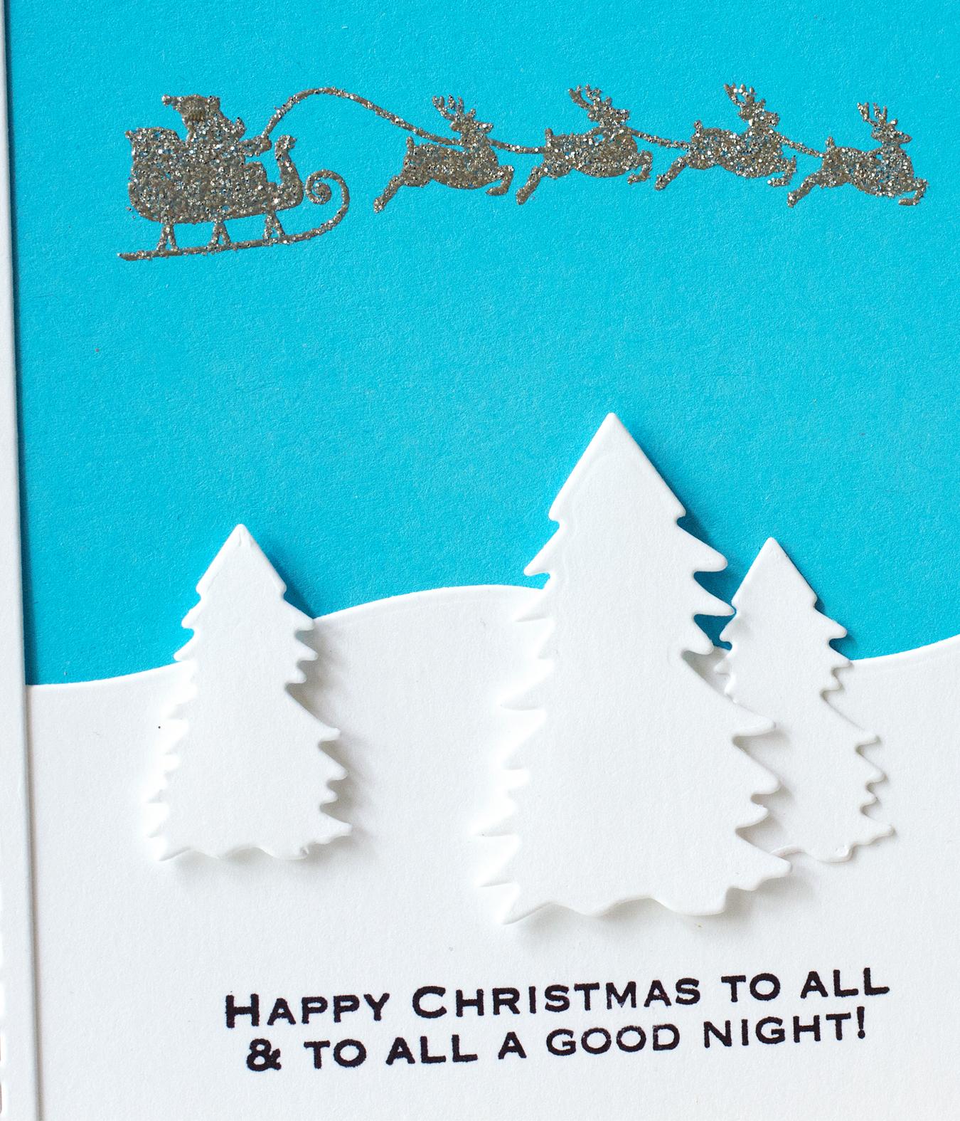 TE Ellen Hutson Christmas Card