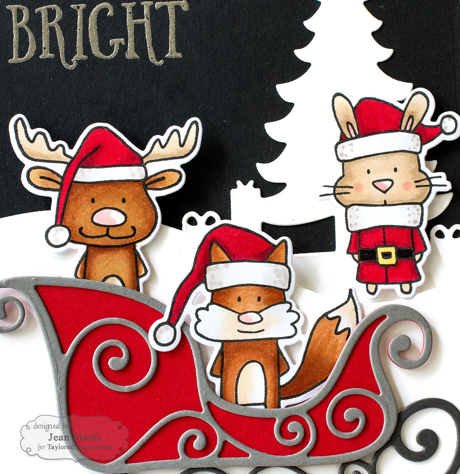 TE Santa's Helpers