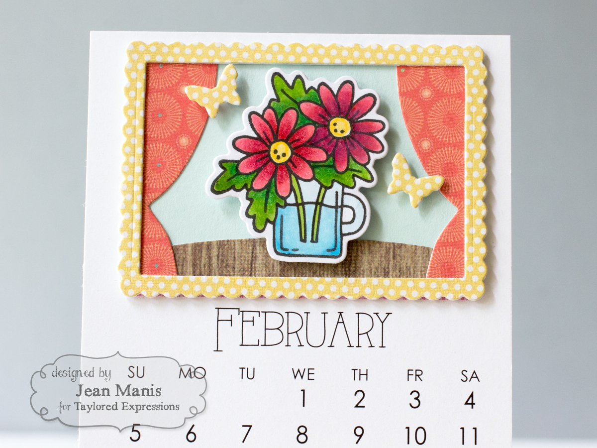 TE February 2017 Calendar