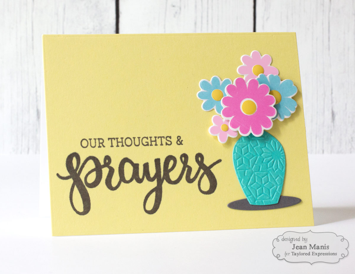Easter Blessings – Taylored Expressions February 2017 Sneak Peeks Day Two