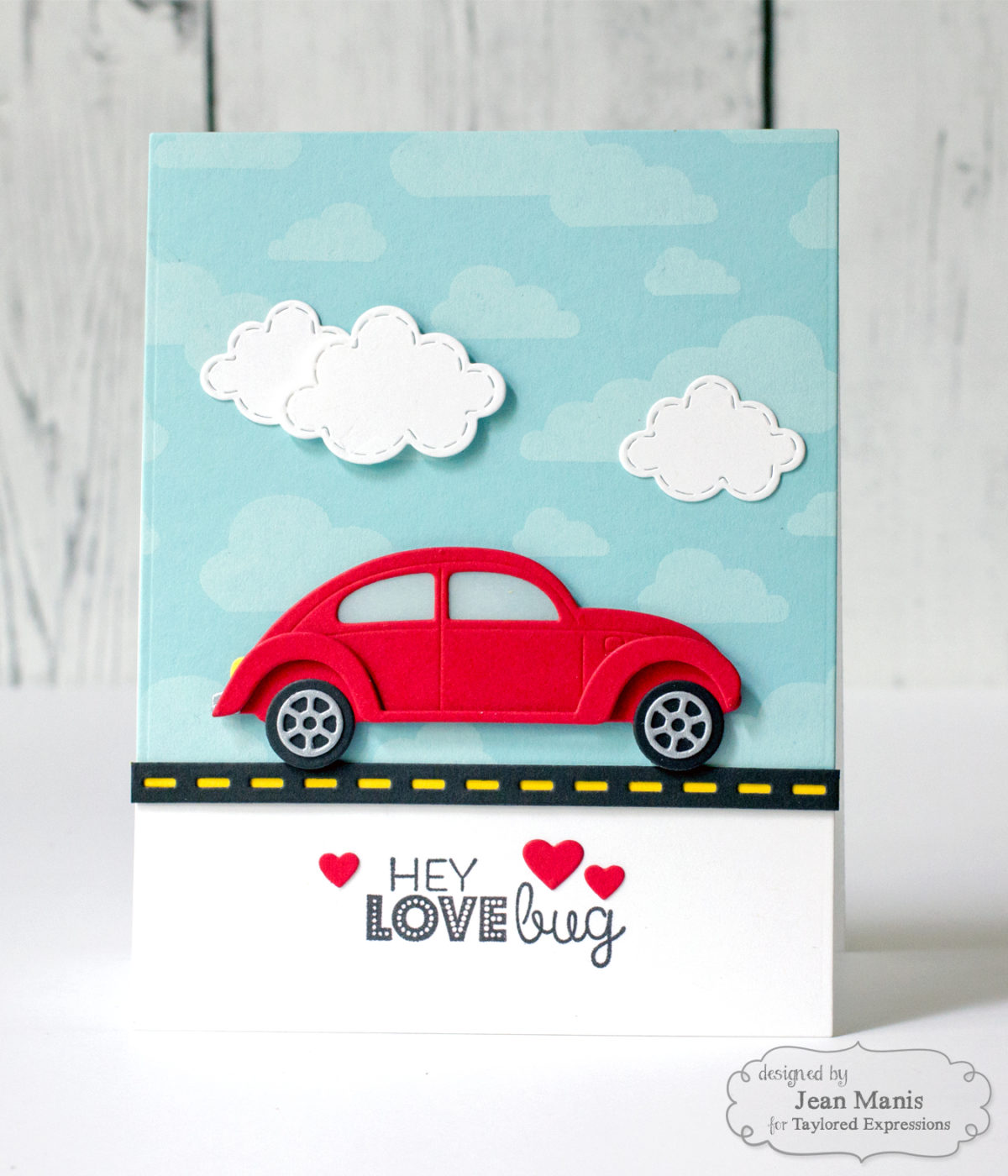 Taylored Expressions – Love Bug