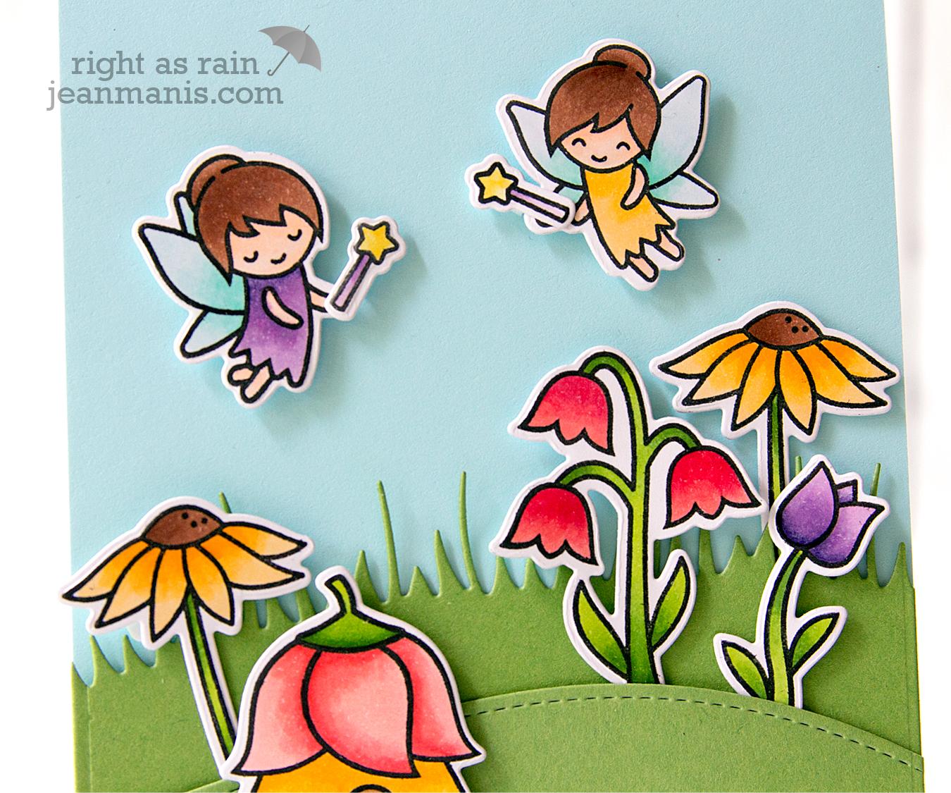 Lawn Fawn Fairy Friends