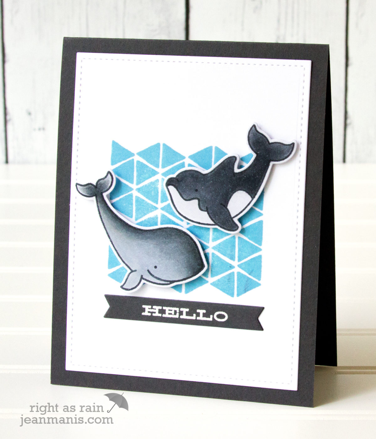 Whale Hello – Product Mash Up