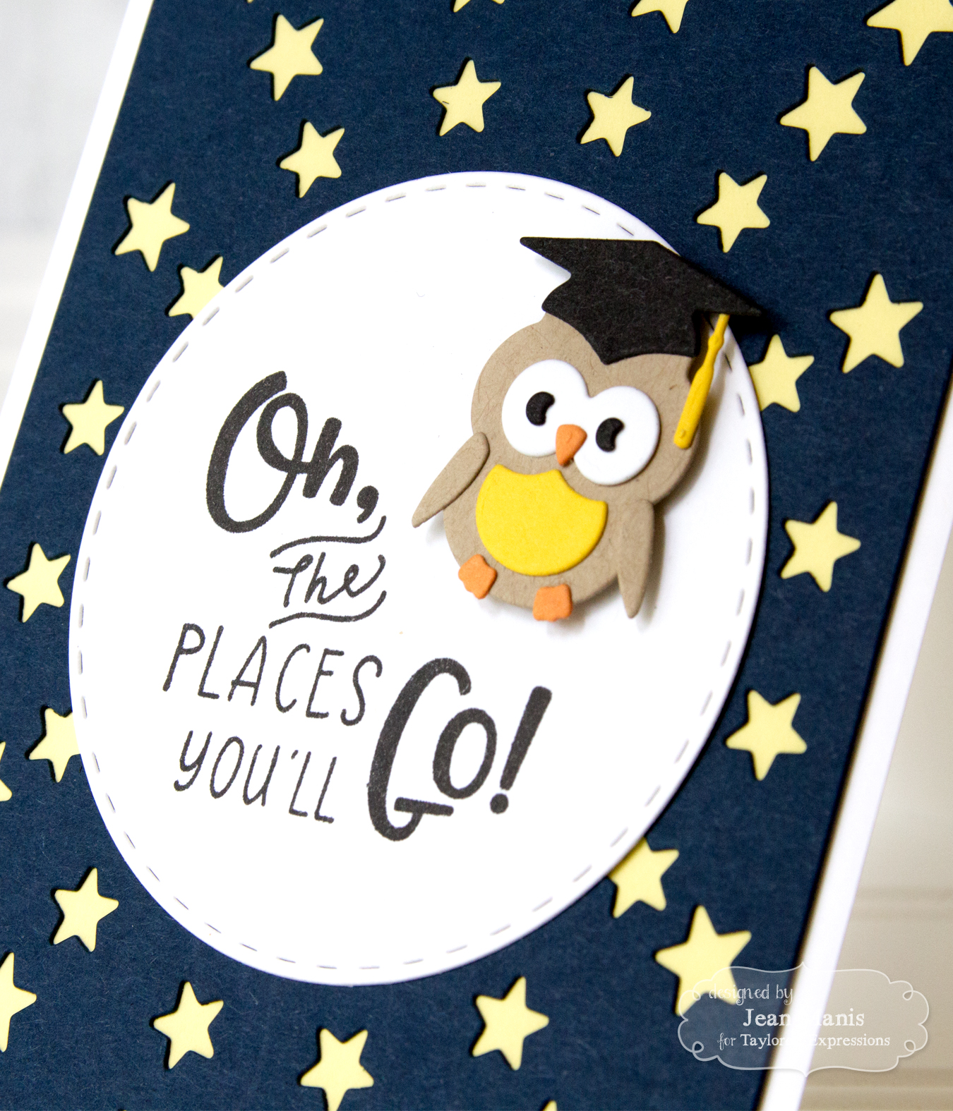 Taylored Expressions Graduation Card