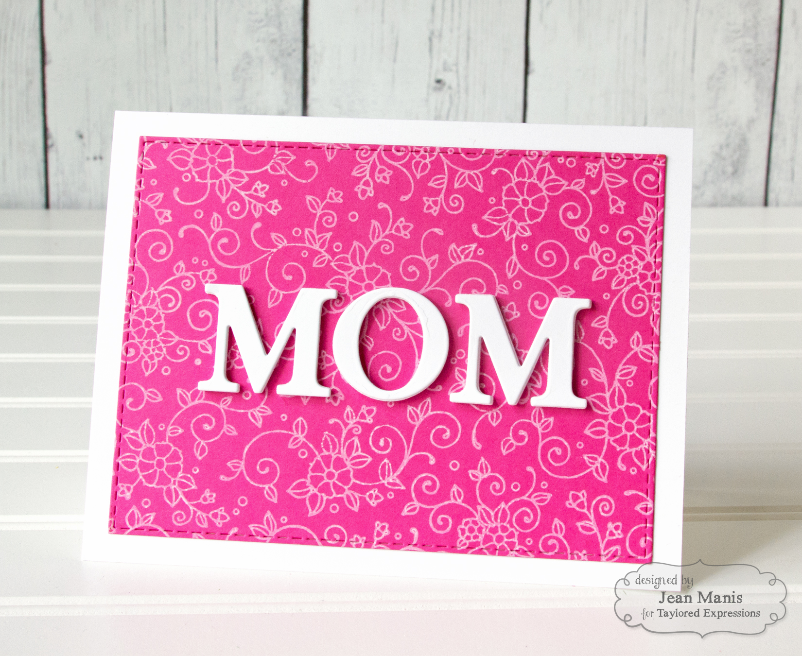 TE CAS Mother's Day Card
