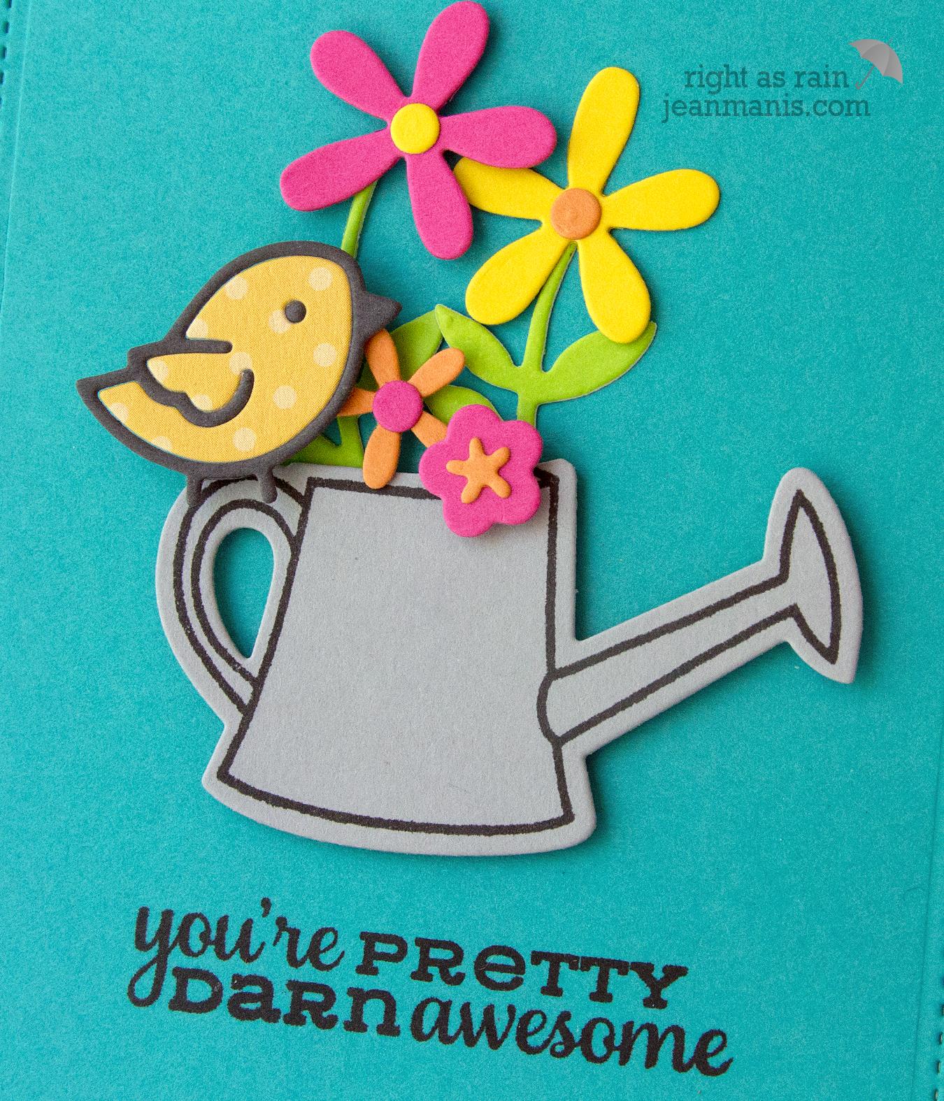 Paper Smooches Friendship Card