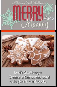 Merry Monday Challenge #245