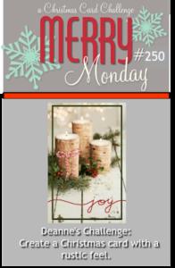 Merry Monday Challenge #250