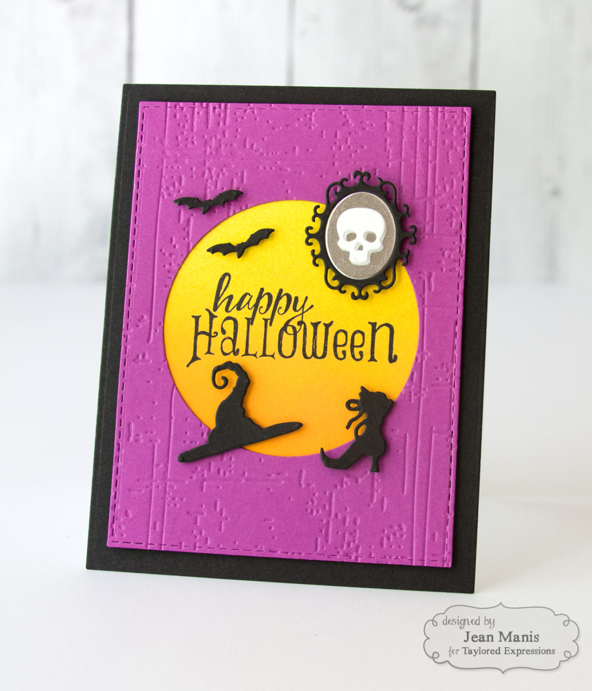 Taylored Expressions – Happy Halloween
