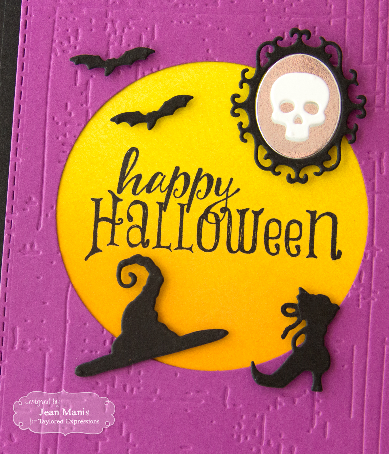 Taylored Expressions Halloween Die-cuts
