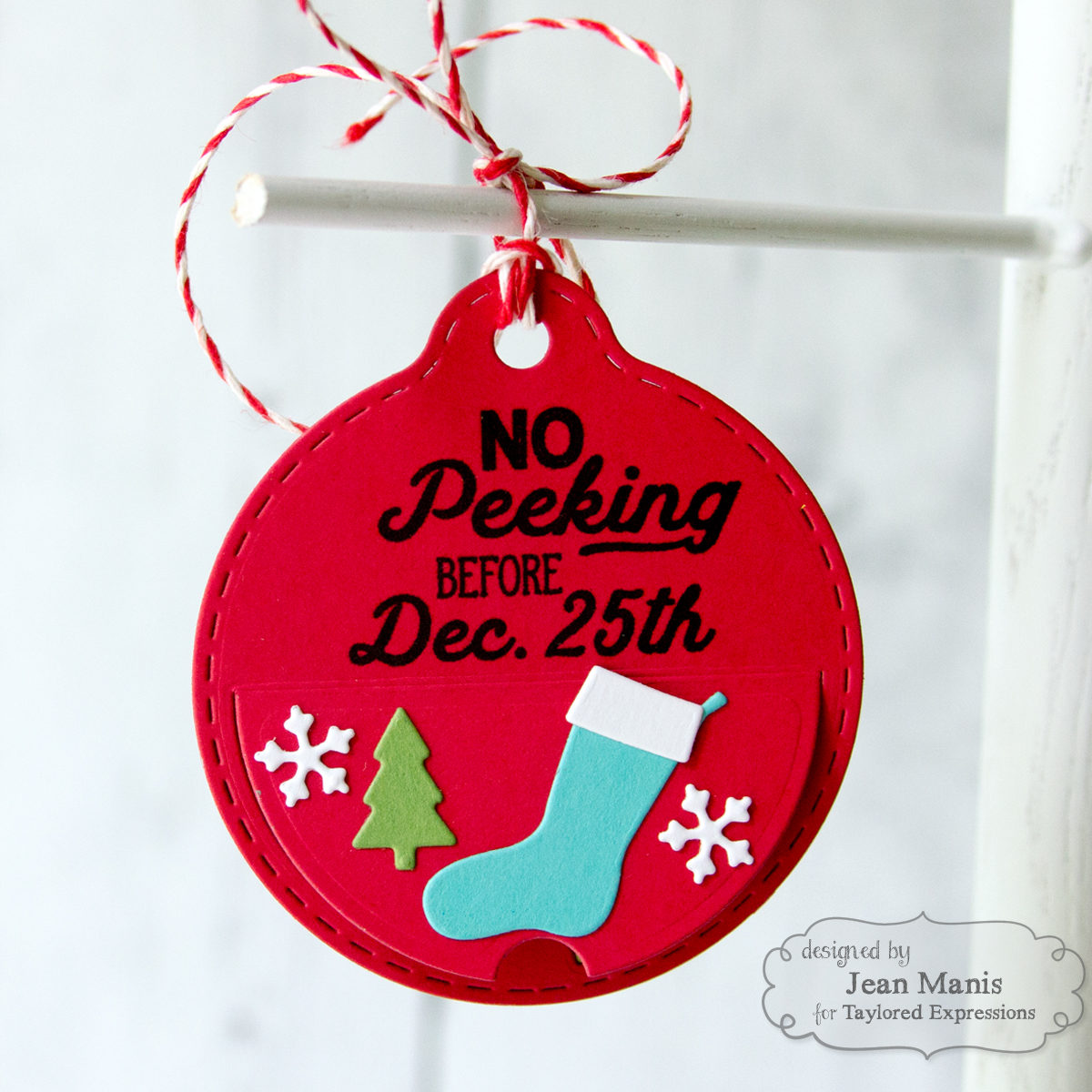From the North Pole – Taylored Expressions Tags