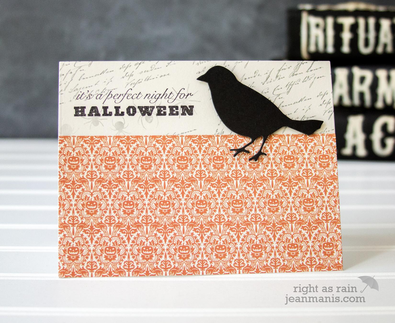 Halloween Vintage Style